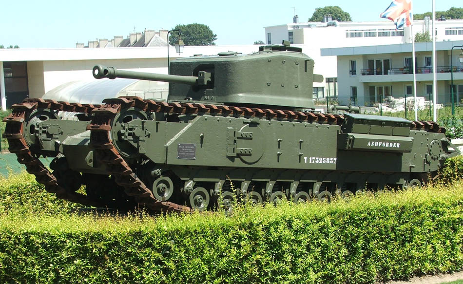 Bayeux D-day Museum - euro-t-guide - France - What to see - 1