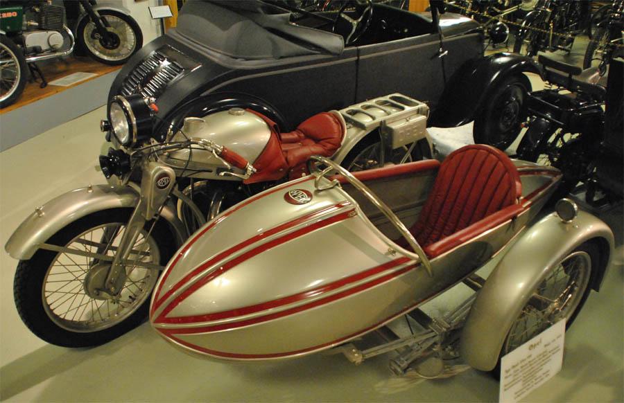Museum Saxon Vehicles - Chemnitz - euro-t-guide - Germany