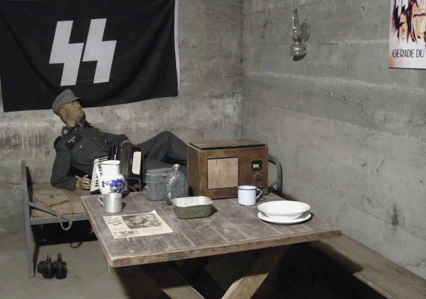 Citadella 1944 Bunker - Budapest - euro-t-guide - Hungary