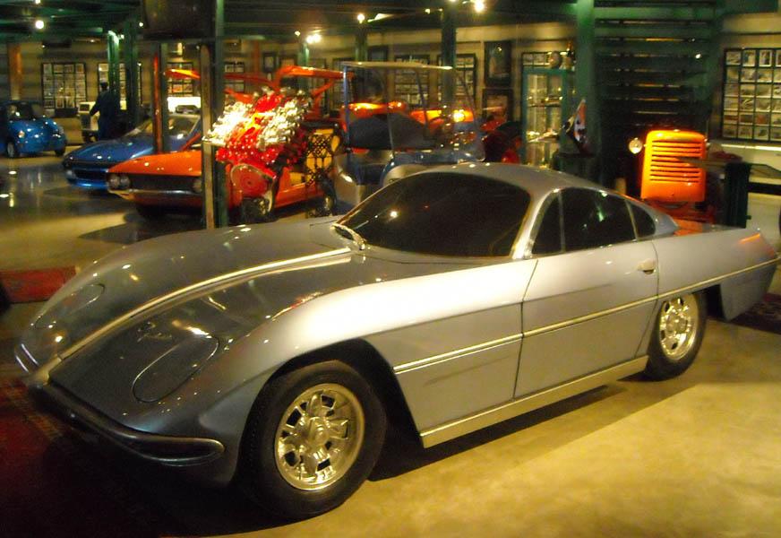 Ferruccio Lamborghini Museum Euro T Guide What To See Italy 1