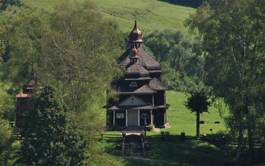 Dukla Pass Churches Svidnik Slovakia Euro T Guide What To