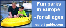 European Tourist Guide - Commercial banner - Contact us for a great offer - euro-t-guide.com